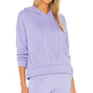 NWT Free People Movement Violet Work It Out Hoodie